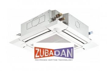 Mitsubishi Mr Slim Power Inverter Kazettás Split Klíma -25 Zubudan PLA-RP100 ЕA + PUHZ-SHW112 YHA - 3-fázisú