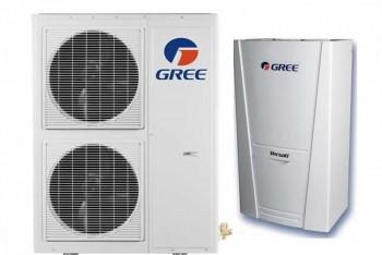 Gree Versati II+ GRS-CQ10Pd/NaE-K Levegő - víz hőszivattyú