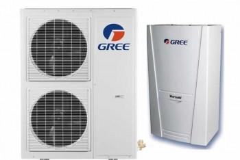 Gree Versati II+ GRS-CQ16Pd/NaE-M Levegő - víz hőszivattyú