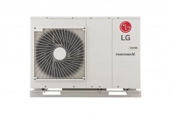 LG Therma-V HM071M.U43 Levegő - Víz Hőszivattyú Monoblokk