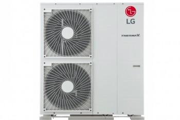 LG Therma V HM143M.U33 Levegő -Víz Hőszivattyú Monoblokk