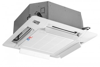 C&H Cooper & Hunter CH-IC100RKE/CH-IU100RKE Kazettás Inverteres Split Klíma