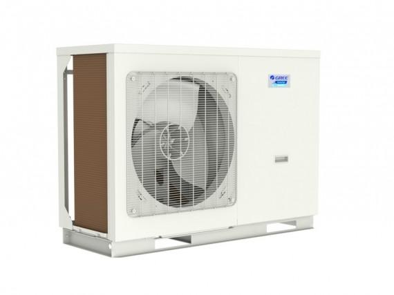 Gree VERSATI III GRS-CQ12PD/NHG-M levegő - víz hőszivattyú Monoblokk