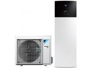 Daikin EHVH08S18D6V-ERGA06DV levegő- Víz Hőszivattyú