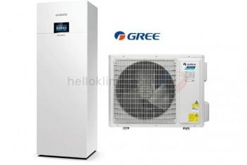 Gree Versati III GRS-CQ8.0PDG/NHH-E All in One Levegő- Víz Hőszivattyú, Beépített HMV tartállyal