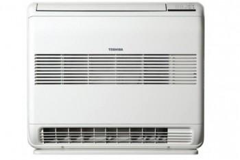 Toshiba RAS-B13J2FVG-E / RAS-13J2AVSG-E padlón álló parapet klíma